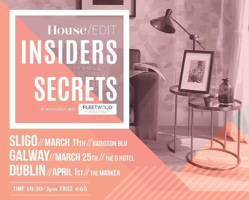 Insider Secrets - Interiors & Style Masterclass