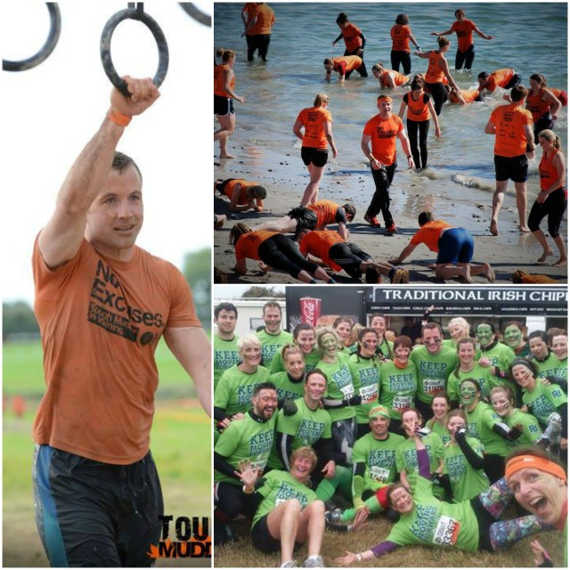 Tough Mudder Pat Divilly Floralesque interview