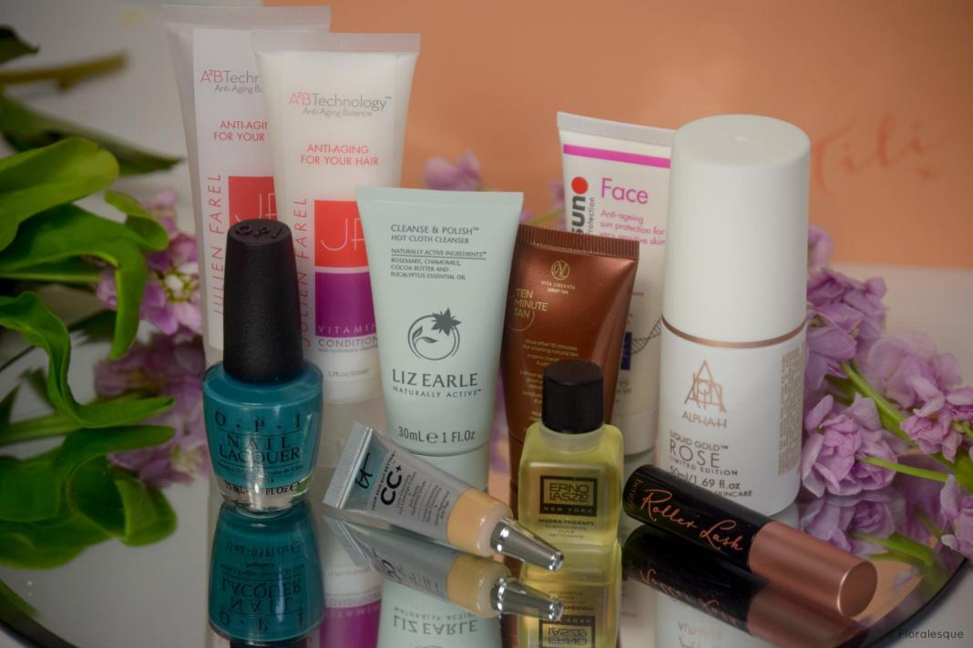 Tili Beauty Box May 2017