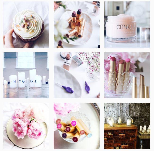 My top 5 Instagram Accounts Floralesque