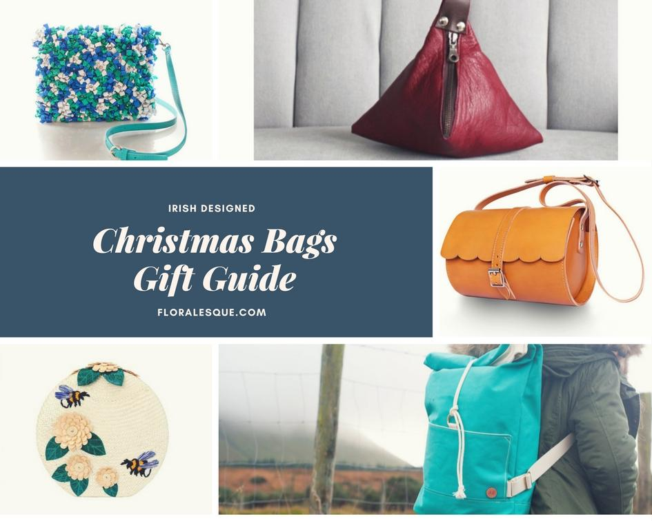 Christmas Gift Guide - Irish Designed Bags