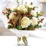 White-Christmas-Bouquet
