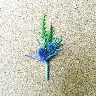 seaholly boutonniere
