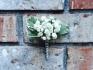 floral sunshine boutonniere 2