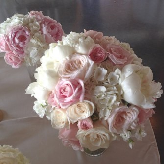 Wedding flowers portland oregon soft pink and white bridal bouquet mightylinksfo