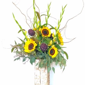 Sunflower Themed BBQ - XL Arrangement
