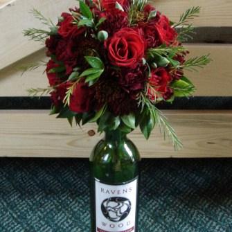 Wine Topiary 1