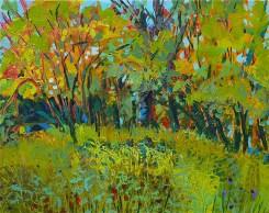 Painting ©Flora Doehler, 2012