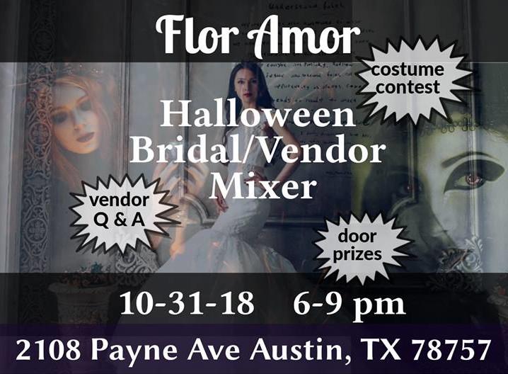 Grand Opening Bridal Vendor Mixer Event