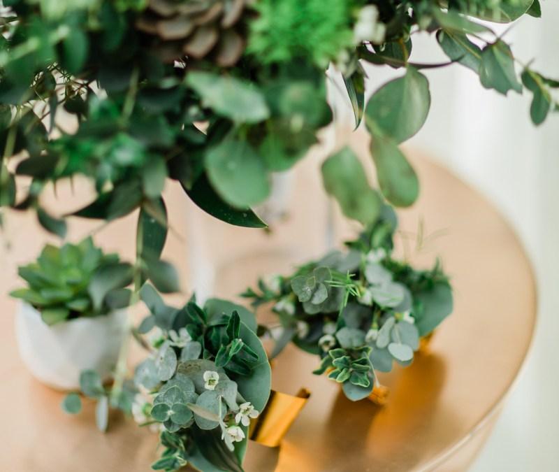 irish wedding flowers
