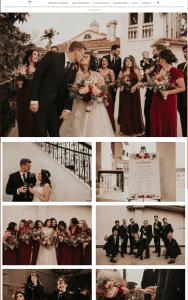 tacari weddings feature screenshot