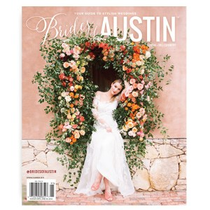 brides of austin spring summer 2019 cover photo