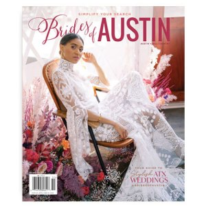 brides of austin spring summer 2020 cover photo