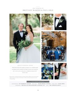 brides of austin announcement fall 2019 editorial feature