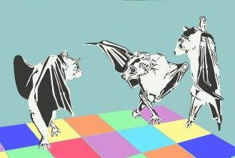 Disco Bats