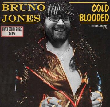 Bruno Jones: Cold blooded