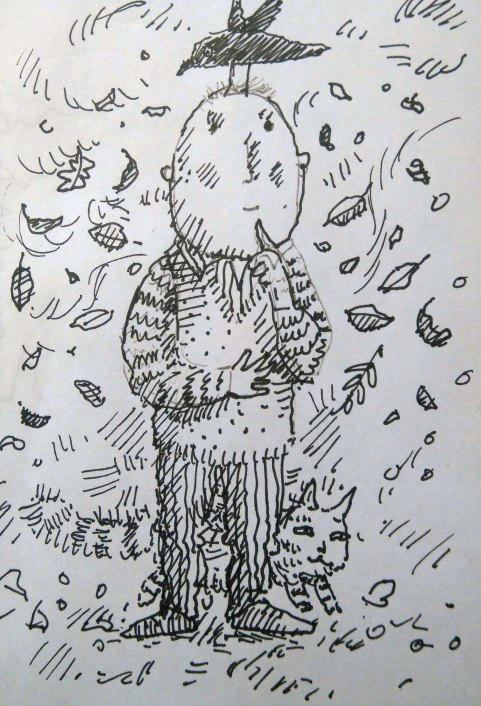 Mum's doodle 1
