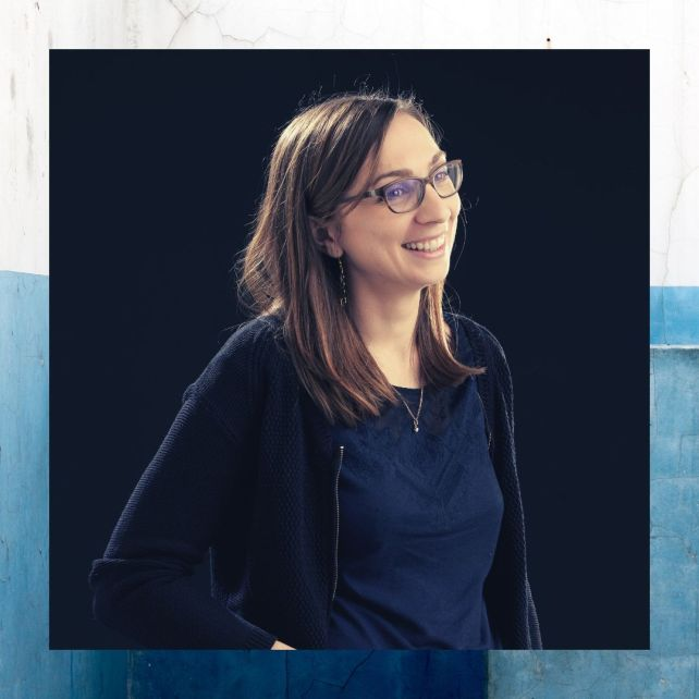 Flora Nicolle, freelance communication à Nantes