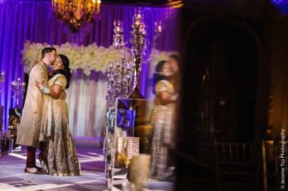Flora Nova Design Luxury Fairmont Seattle Wedding