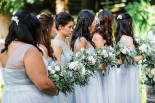 Flora Nova Design Seattle Summer Garden Wedding DeLille Cellars