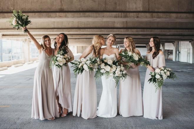 Green and White Organic Summer Wedding Flora Nova Design