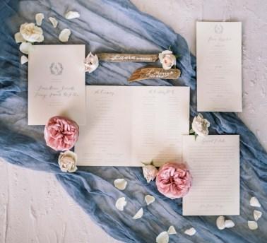 Flora Nova Seattle Blush Woodmark Wedding