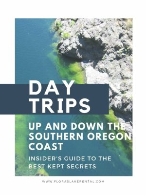 Day trips up and down the Southern Oregon Coast