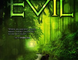 book cover for Inside Evil 1 - Inside Evil by Geoffrey Wakeling