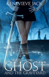 Flora Reviews: The Ghost and The Graveyard (Knight Games #1) by Genevieve Jack