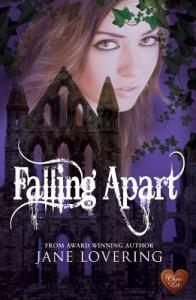 Review: Falling Apart (Otherworlders #2) by Jane Lovering @janelovering