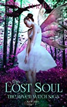 book cover for The Raven Saga 3 - The Lost Soul - Suzy Turner - new cover