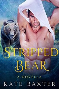 Review: Stripped Bear (Last True Vampire #0.5) by Kate Baxter