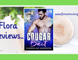 ARC Featured Image - Cougarville 2 - Cougar Bait by Evangeline Anderson