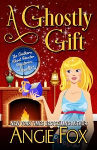 Mini-Review: A Ghostly Gift (Southern Ghost Hunter Mystery #1.5) by Angie Fox