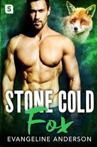 ARC Review: Stone Cold Fox (Cougarville #3) by Evangeline Anderson