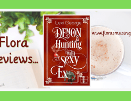 ARC Featured Image - Demon Hunting 5 - Demon Hunting with your Sexy Ex by Lexi George