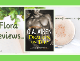 ARC Featured Image - Dragon Kin 0.4 - Dragon On Top by G.A. Aiken