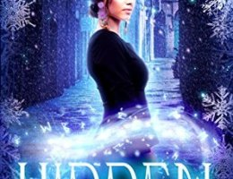 book cover for Rune Witch Mysteries book 2 - Hidden by Victoria DeLuis