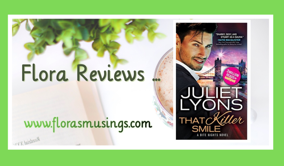 ARC Featured Image - Bite Nights 3 - That Killer Smile by Juliet Lyons