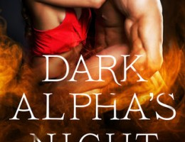book cover for Reapers book 5 - Dark Alpha's Night by Donna Grant