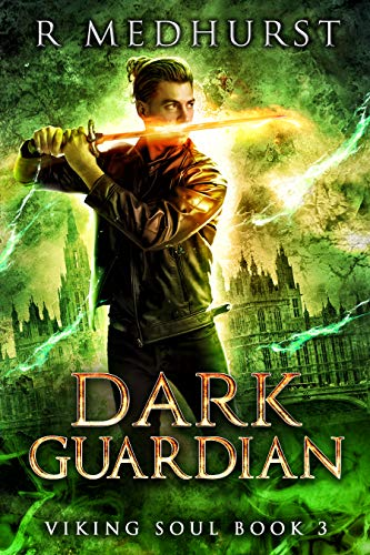 book cover for Viking Soul 3 - Dark Guardian - new title by Rachel Medhurst