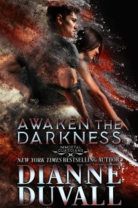 Review: Awaken The Darkness (Immortal Guardians #8) by Dianne Duvall