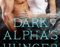 book cover for Reaper 6 - Dark Alpha's Hunger by Donna Grant