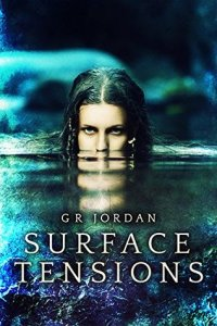 book cover for Island Adventures 1 - Surface Tensions by G.R. Jordan
