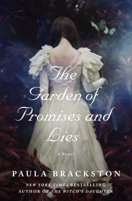 book cover for Found Things 3 - The Garden of Promises and Lies by Paula Brackston