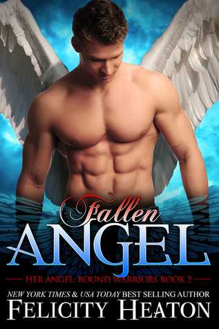book cover for Her Angel: Bound Warriors 2 - Fallen Angel by Felicity Heaton