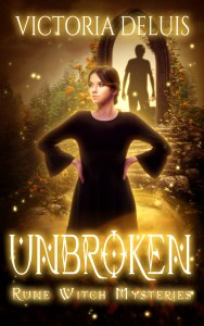 ARC Review: Unbroken (Rune Witch Mysteries #4) by Victoria DeLuis