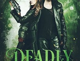 book cover for Booke of the Hidden book 2 - Deadly Rising by Jeri Westerson
