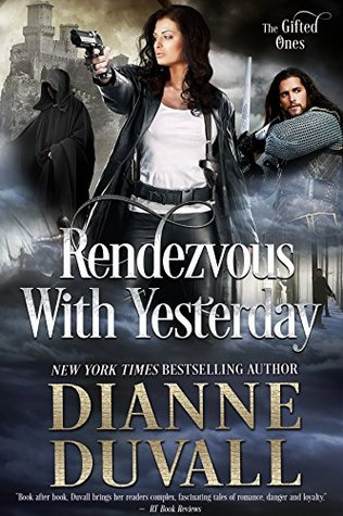 book cover for The Gifted Ones 2 - RendezvousWith Yesterday by Dianne Duvall