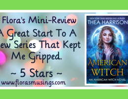 Featured Image - American Witch 1 - American Witch by Thea Harrison